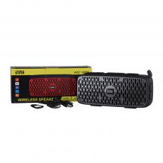 WST-8806 Hot Sale Rechargeable 4 ῼ 5W 1200 mAh ABS Speaker  with Protective Cover 2-3 Working Time USB Charging Cord more performance of TF/USB/FM/AUX