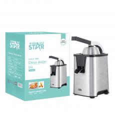 ST-5509 350W Electric Citrus Juicer with Stainless Steel Housing Copper Cord Aluminum handle(BS PLUG)