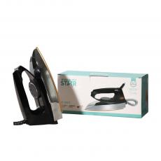 ST-5002 High Quality  Heavy Duty Electric Dry Iron with Aluminum soleplate bakelite handle full copper cord Canon KST Temperature Controller