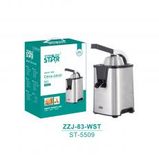 ST-5509 350W Electric Citrus Juicer with Stainless Steel Housing Copper Cord Aluminum handle(EU-VDE PLUG)